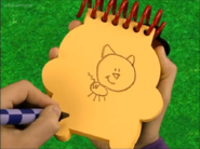 Periwinkle drawn