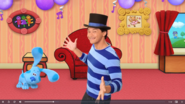 Josh with his Top Hat