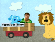 Ferocious or Tame