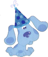 Blue from blue's clues blue's 123 time activities (2)