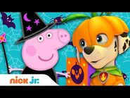 Nick Jr. Halloween Sing Along 🎃 w- Santiago, PAW Patrol & Peppa Pig! - Nick Jr.