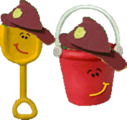 Shovel and Pail firemans