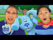 Super Hero Story Time With Grandma Lola! -1 - Blue's Clues & You