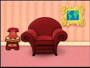 Blue's Clues Living Room Envinroments