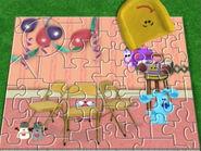 Blue's Clues Shovel with Puzzle