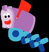 Blue's Clues Mailbox
