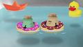 Floating Sage and Ginger