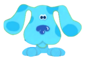 Blue from blue's clues blue's big musical movie