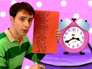 Blue's Clues Tickety Tock with Checklist