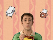 Blue's Clues Paprika Animated Clue