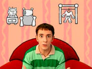 Blue's Clues Tickety Tock Animated Clue