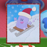 Blues-Clues-Slippery-Soap-Christmas-card