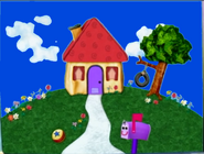 Blue's Clues Springtime Opening2