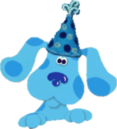 Blue from Blue's Clues Blue's Art Time Activities (2)