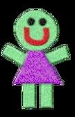 Fifi smiles