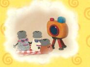 Blue's Clues Paprika, Mr. Salt and Mrs. Pepper Dream