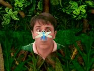 Dragonfly on Steve's Nose