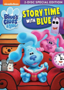 Story time with blue dvd