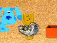 Blue's Clues Shovel with Seashell