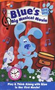 Vhs BluesBigMusicalMovie