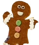 Blue's Clues Gingerbread Boy