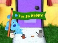 I'm so happy title card