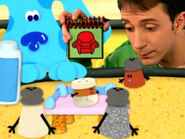 Blue's Clues Cinnamon with Steve s Notebook
