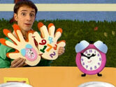 Blue's Clues Tickety Tock Thankful Book
