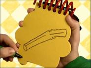 Straw Drawn