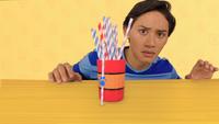 Meet Josh! Straw Clue