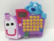Blue's Clues Mailbox Typing Toy - Mattel 2000