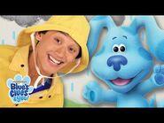 Rainy Day Skidoo w- Josh & Blue! - Blue's Clues & You!