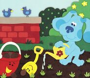 Blues-Clues-Shovel-and-Pail-gardening
