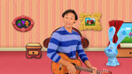 Meet Josh! We Just Figured Out Blue's Clues