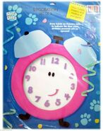 Blue's Clues Tickety Tock Clock Party Favor