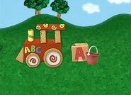 The Alphabet Train 007