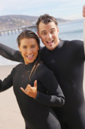 Statt surfers