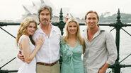 Brooke, Ridge, Phoebe, and Rick