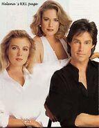 Brooke, Caroline, Ridge