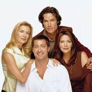 Brooke, Grant, Ridge, Taylor