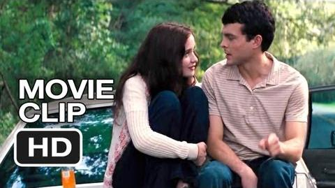 Beautiful Creatures Movie CLIP - Let's Get Out Of Here (2013) - Alice Englert Movie HD-0