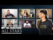 All Stars React To Arissa's Premature Exit 😱The Challenge- All Stars