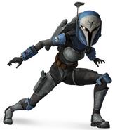 Bo-Katan Kryze full armor