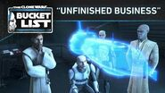 "Bucket List - ""Unfinished Business"""