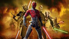 Clone Wars Villains Wallpaper