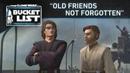 "Bucket List - ""Old Friends Not Forgotten"""