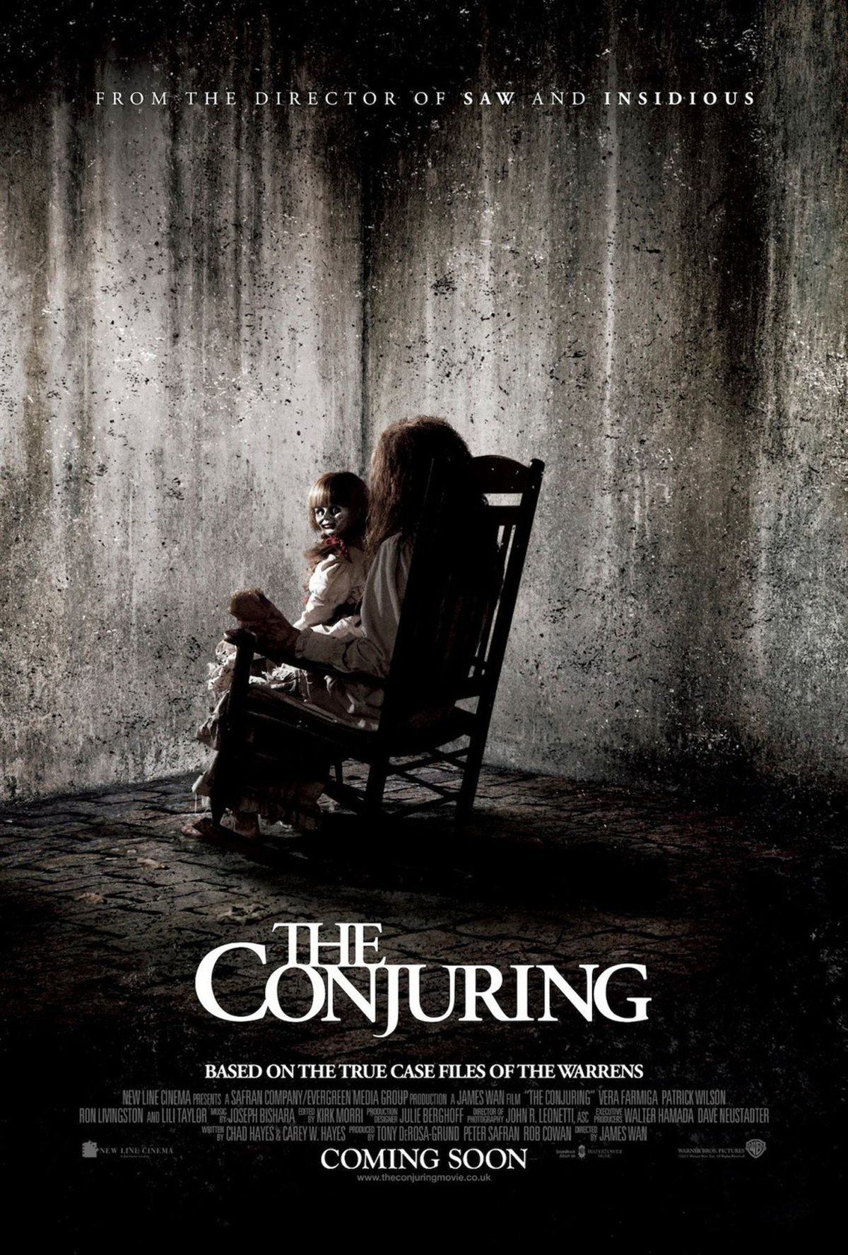 The Conjuring | The Conjuring Wiki | Fandom