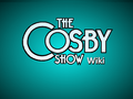 The Cosby Show Logo - Elliptic Turquoise Background 1365 x 1024