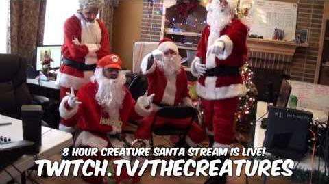 Secret Santa 8 Hour Stream