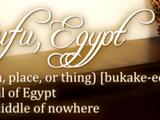 Bufu, Egypt